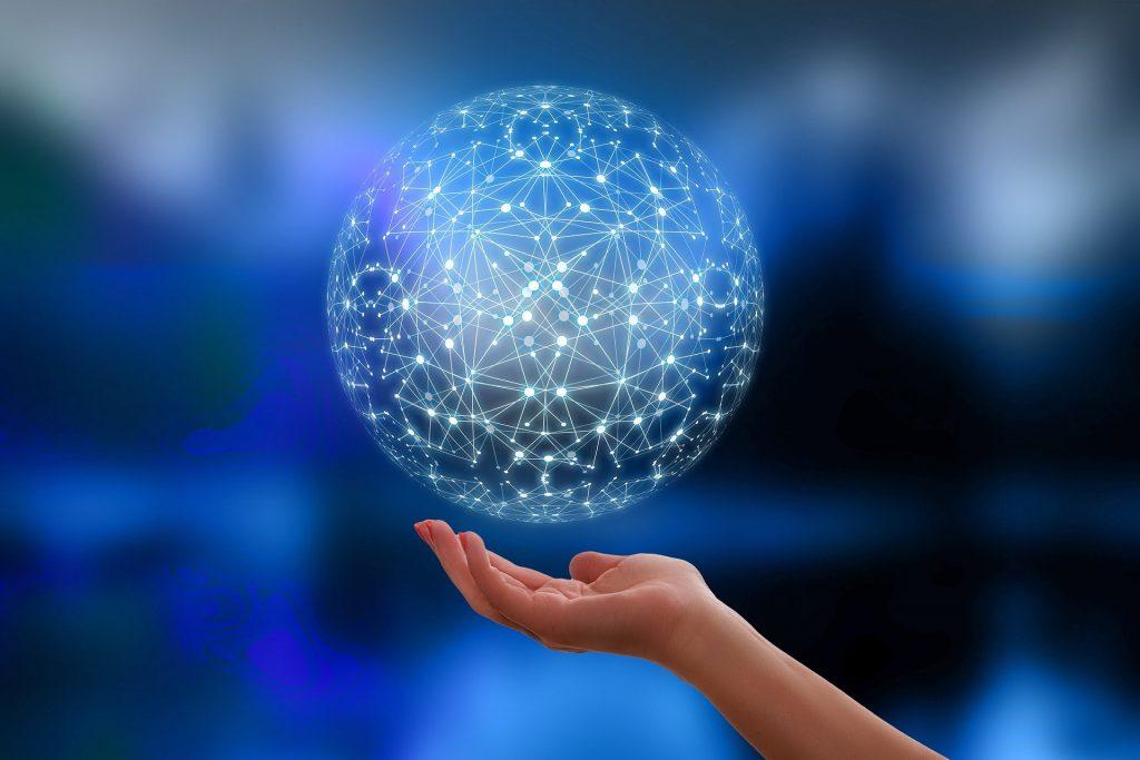 A tecnologia blockchain funciona como um grande banco de dados